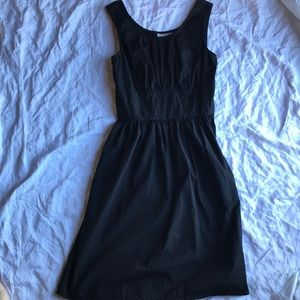 Eshakti NWOT black retro dress 6 small